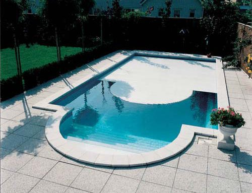Real Piscines Swimming Pool Covers
